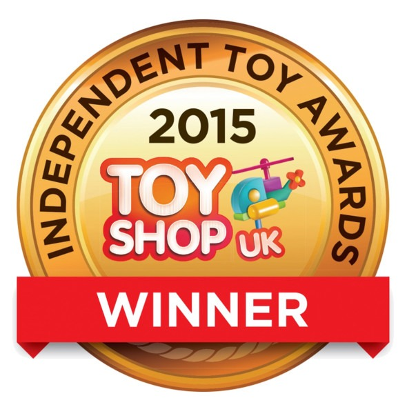 Independent Toy Awards Winner Medal