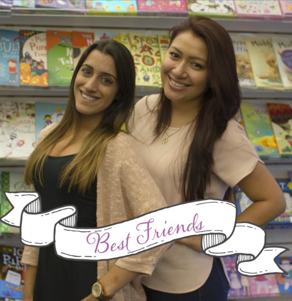 Best Friends at Parragon