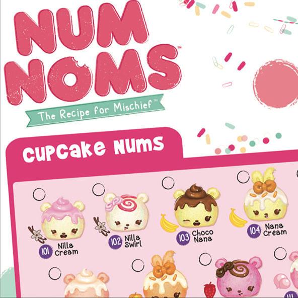 Num Noms Cute Enough To Eat And Now Read Parragon Us